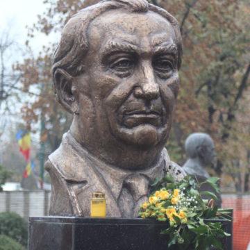 Eugen Todoran, pe Aleea Personalităților