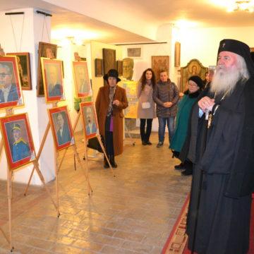 Portrete de unioniști, semnate Ștefan Popa-Popas