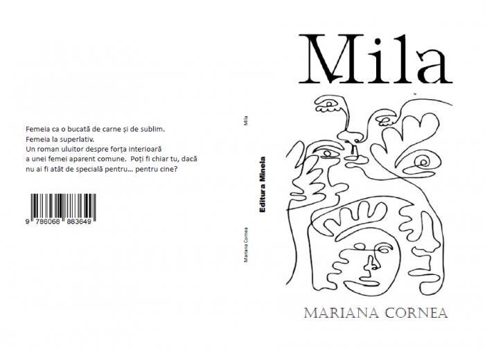 Mariana Cornea: Cartea care muşcă speranţele şi iluziile