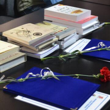 Premiile Filialei Timișoara a Uniunii Scriitorilor din România pe anul 2019