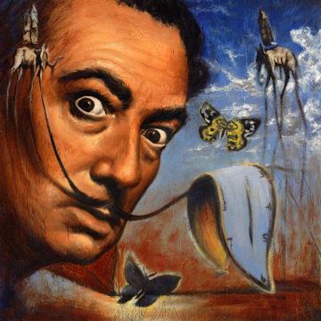 Dali, realitatea reinventată