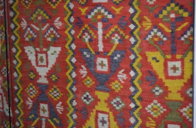 Picătura de tradiție: Ornamentul popular. Culoarea