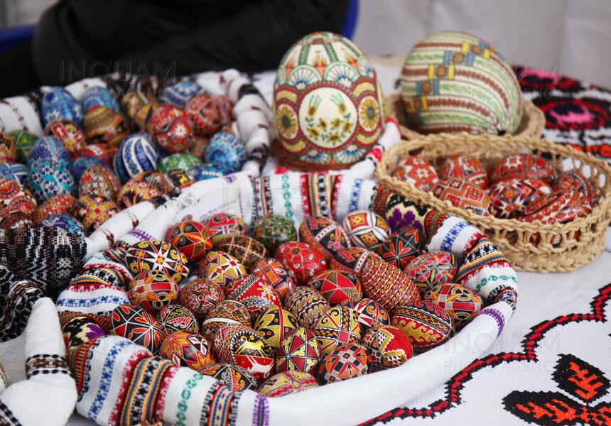 Picătura de tradiție: Obiceiuri de Paște și oul încondeiat